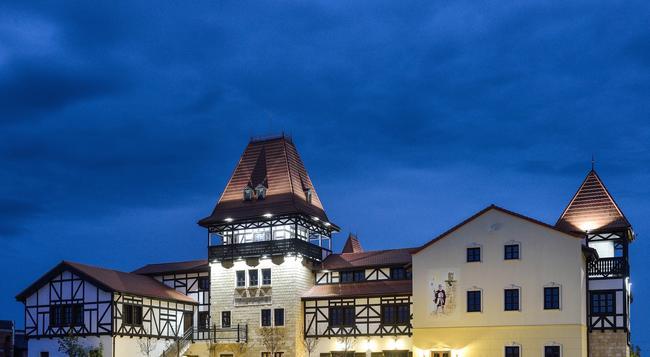 Hotel Castel Royal - Timisoara - 건물