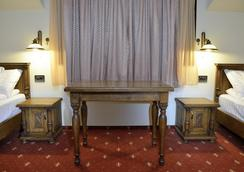 Hotel Castel Royal - Timisoara - 침실