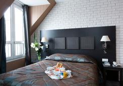 호텔 브리타니 - 파리 - 침실