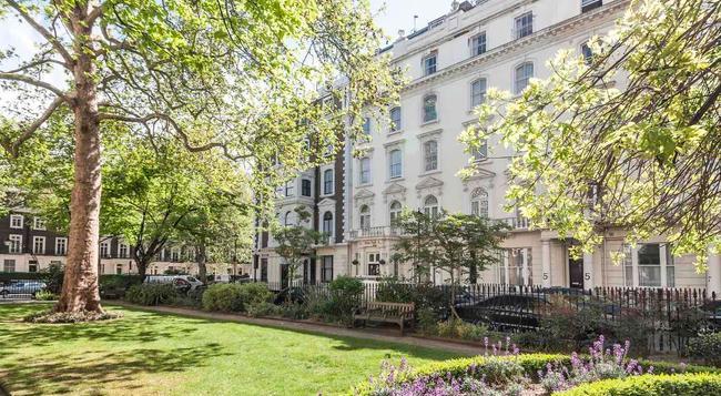 로즈 파크 호텔 - 런던 - 건물