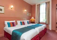 로즈 파크 호텔 - 런던 - 침실