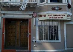 유로피안 호스텔 - 샌프란시스코 - 건물
