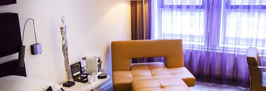 알버스 호텔 암스테르담 시티 센터 - 암스테르담 - 침실