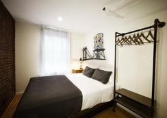 City Rooms NYC Soho - 뉴욕 - 침실