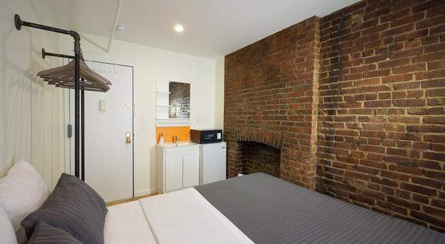 시티 룸 NYC - 소호 - 뉴욕 - 침실