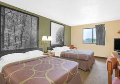 Super 8 Roanoke VA - 로어노크 - 침실