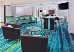 SpringHill Suites by Marriott Austin North-Parmer Lane - 오스틴 - 로비
