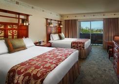 Disney's Grand Californian Hotel and Spa - 애너하임 - 침실