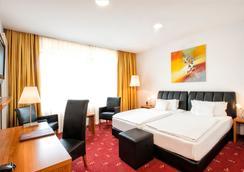 Hotel California am Kurfürstendamm - 베를린 - 침실