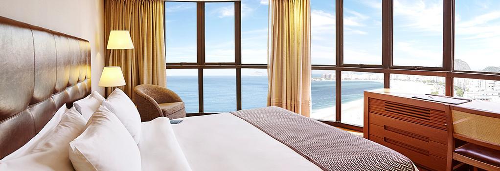 Portobay Rio Internacional - 리우데자네이루 - 침실