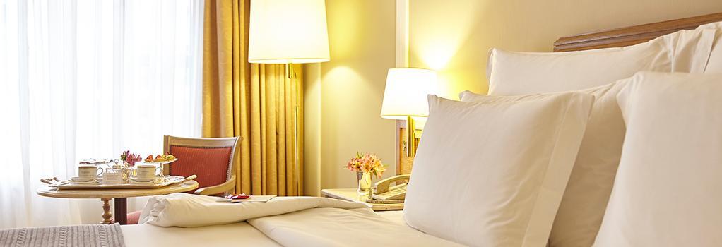 L'Hotel PortoBay São Paulo - 상파울루 - 침실