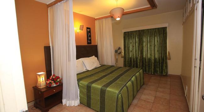힐파크 호텔 나이로비 - 나이로비 - 침실