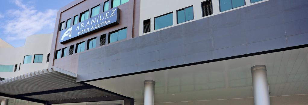 Aranjuez Hotel & Suites - 다비드 - 건물