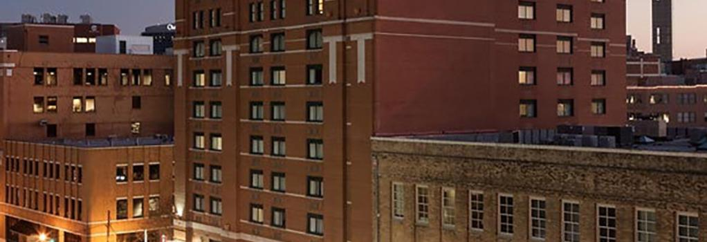 SpringHill Suites by Marriott Dallas Downtown-West End - 댈러스 - 건물