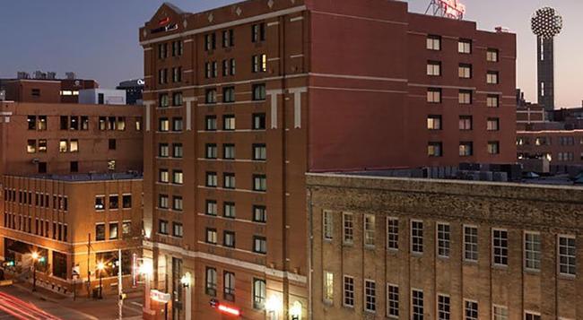스프링힐 스위츠 바이 매리어트 댈러스 다운타운/웨스트 엔드 - 댈러스 - 건물