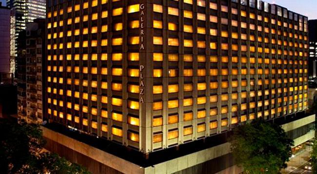 갈레리아 플라자 레포르마 - 멕시코시티 - 건물