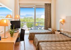 Hotel Rh Bayren Parc - Gandia - 침실