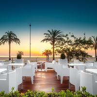 RH 바이렌 호텔 & 스파 Bar y piscina