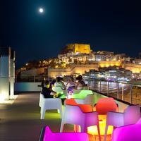 Hotel Boutique Rh Portocristo Terraza Chill-out