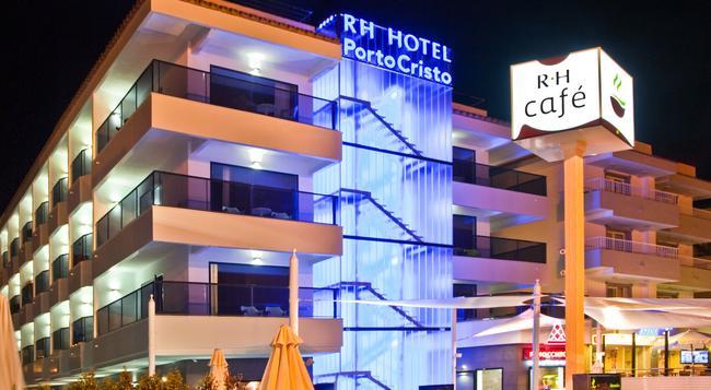 Hotel Boutique Rh Portocristo - 페니스콜라 - 건물