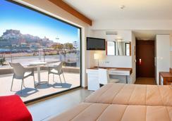 Hotel Boutique Rh Portocristo - 페니스콜라 - 침실