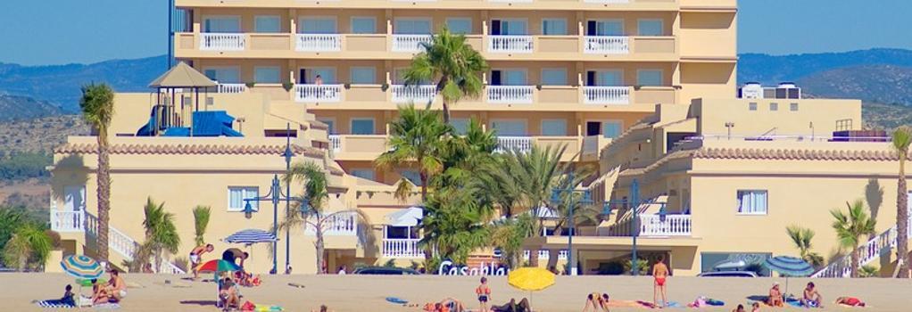 Hotel Rh Casablanca & Suites - 페니스콜라 - 건물