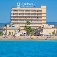 Hotel Rh Casablanca & Suites Fachada desde el mar