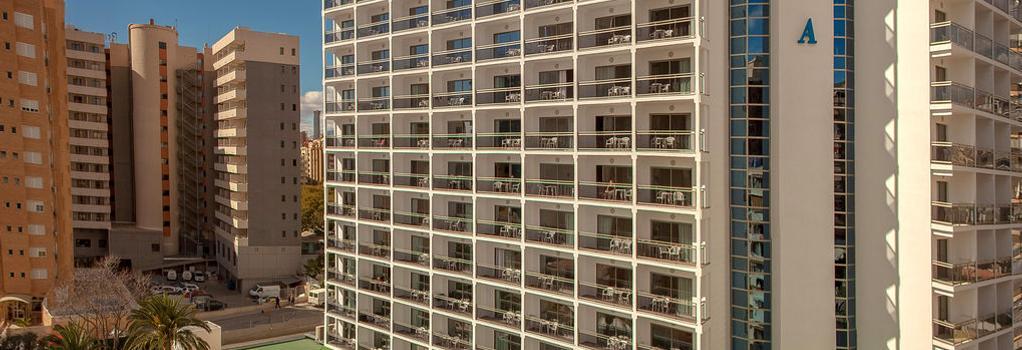 Hotel RH Princesa - 베니도름 - 건물