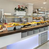 Hotel Rh Gijón Buffet