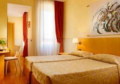 아프로디테 호텔 - 로마 - 침실