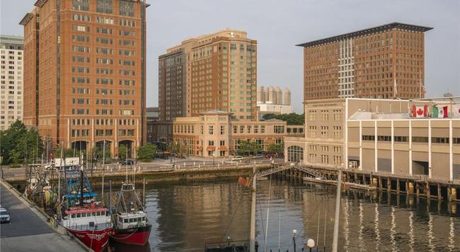 시포트 보스턴 호텔 - 보스턴 - 건물