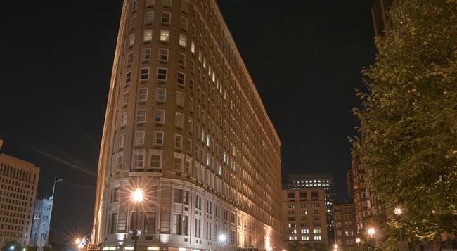 보스턴 파크 프라자 앤 타워즈 호텔 - 보스턴 - 건물