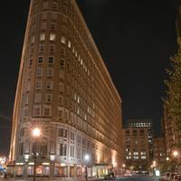 보스턴 파크 프라자 앤 타워즈 호텔 Hotel Front - Evening/Night