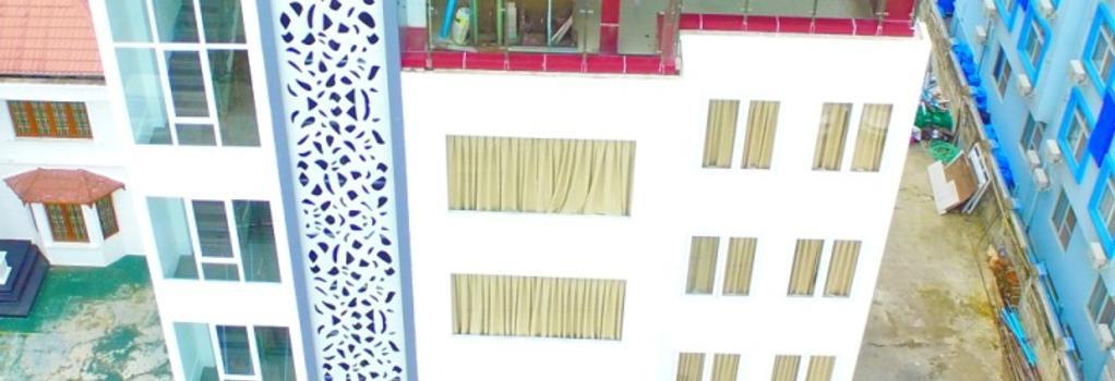 더 RGN 시티 로지 - 양곤 - 건물