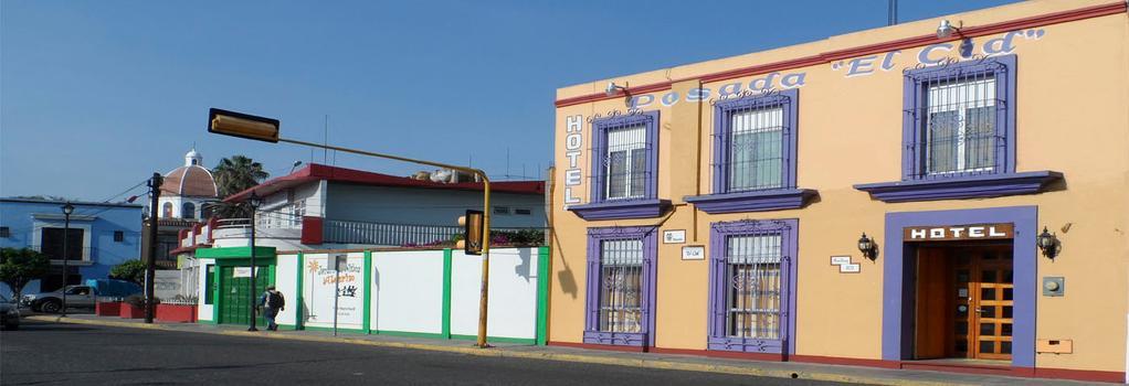 Posada Del Cid - 와하카 - 건물