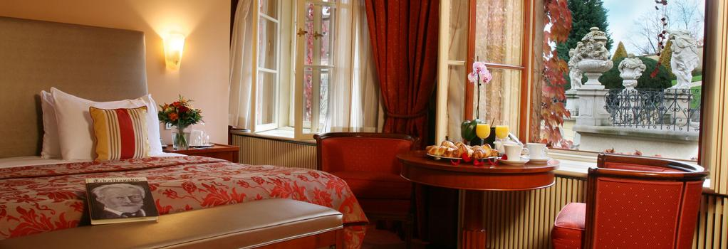 Aria Hotel - 프라하 - 침실