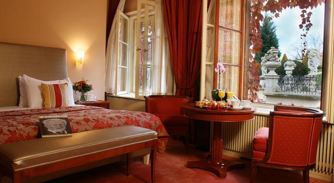 아리아 호텔 - 프라하 - 침실