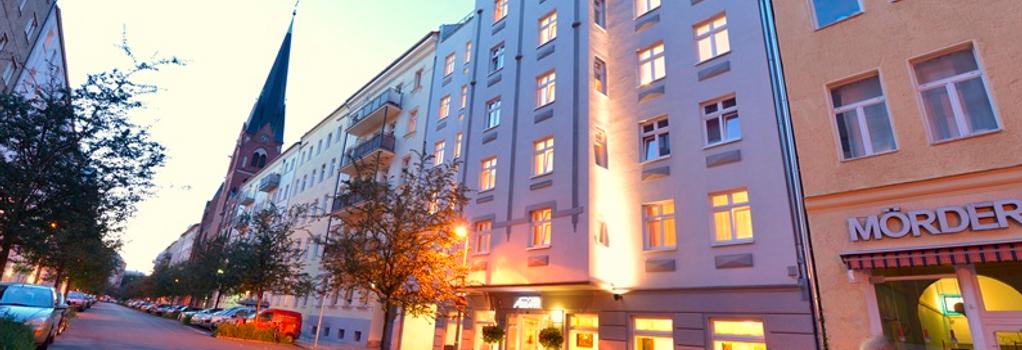 호텔 아델란테 베를린-미테 - 베를린 - 건물