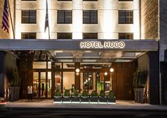호텔 휴고 - 뉴욕 - 건물