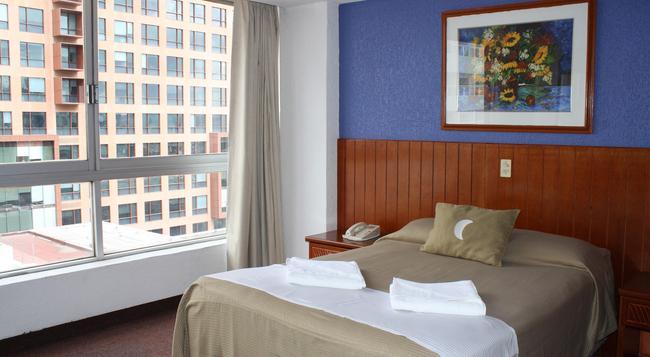 Hotel San Francisco Centro Histórico - 멕시코시티 - 침실