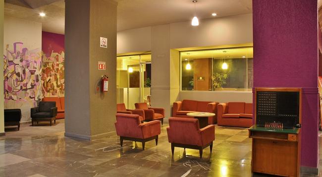 Hotel San Francisco Centro Histórico - 멕시코시티 - 로비