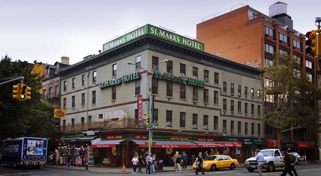 St Marks Hotel - 뉴욕 - 건물