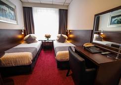 호텔 시티 가든 암스테르담 - 암스테르담 - 침실