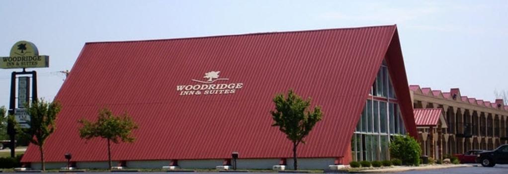 Woodridge Inn And Suites - 앨마 - 건물
