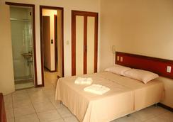 Hotel Porto Da Barra - 사우바도르 - 침실