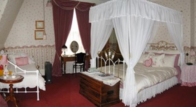 리스번 하우스 - 더니든 - 침실