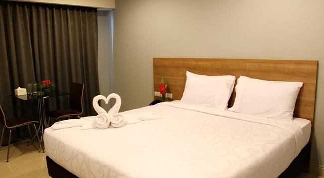 14 레지던스 - 방콕 - 침실