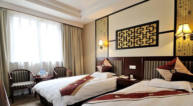 리버사이드 호텔 - 소주 - 침실