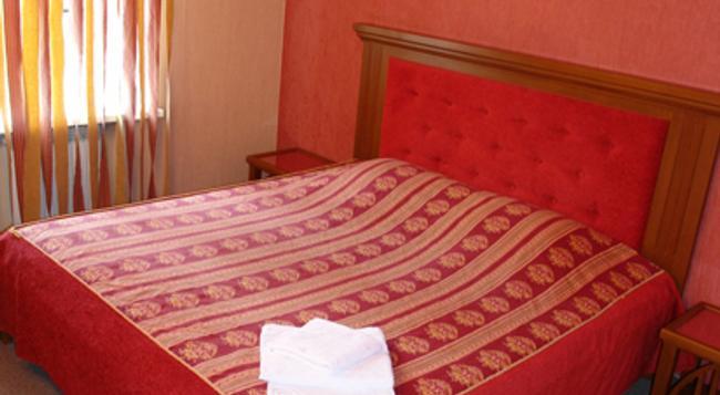 Hotel Kamelot - Omsk - 침실