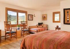 Bobcat Inn Bed and Breakfast - 샌타페이 - 침실